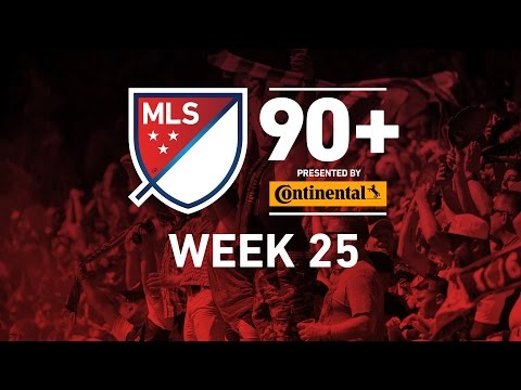 Portland Reigns, D.C. Romps & Kreis Wins | The Best of MLS, Week 25