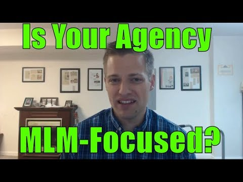 How To Figure Out If An Insurance Agency Is An MLM