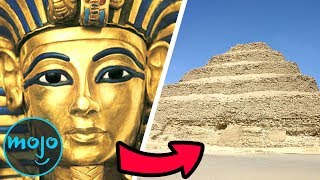 Top 10 BIGGEST Secrets & Mysteries of Ancient Egypt