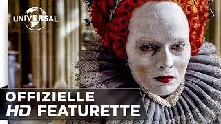 Maria Stuart, Königin von Schottland – Featurette 'Sisters Sentence' german/ deutsch HD HD