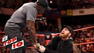 Top 10 Raw moments: WWE Top 10, May 28, 2018