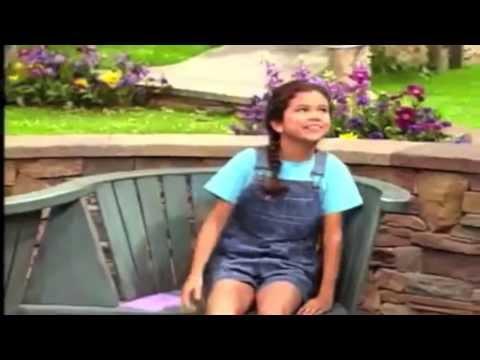 Selena Gomez on Barney & friends