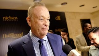 Fox News settled Bill O'Reilly harassment suit