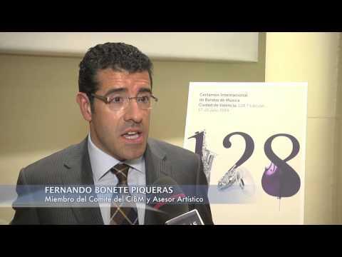 """Reportaje del sorteo del CIBM """"Ciudad de Valencia"""" 2014"""