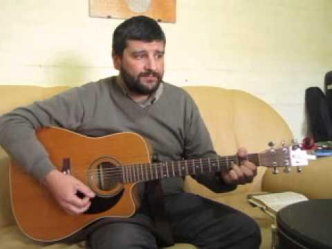 Eres tú la única razón. (Te alabaré) Danilo MonteroAL #66  Tutorial guitarra