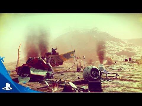 No Man's Sky - SURVIVE Video   PS4