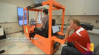 'New technology at Pittsburg State University