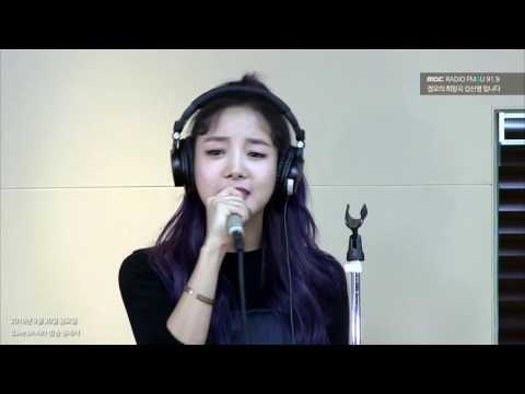 Kim Bo Hyung (SPICA) - warning, 김보형(스피카) - 경고 [정오의 희망곡 김신영입니다] 20160930