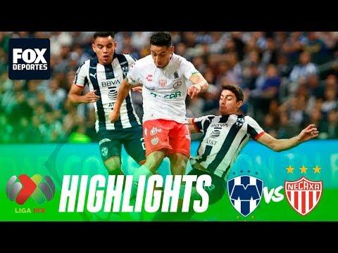 Rayados 2-1 Necaxa | HIGHLIGHTS | Semifinal de Ida | Liga MX