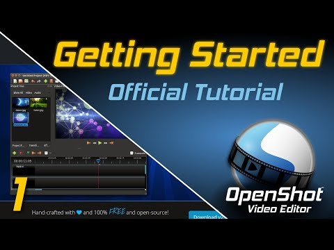 video OpenShot – Download & Software Review
