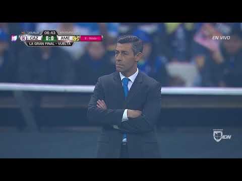 Cruz Azul VS America Gran Final Apertura 2018