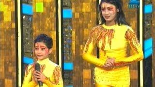 Dance India Dance Season 4 January 11, 2014 - Arundhati & Om