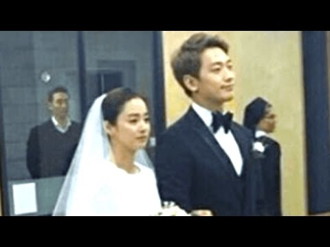 RAIN KIM TAE HEE SECRET WEDDING?