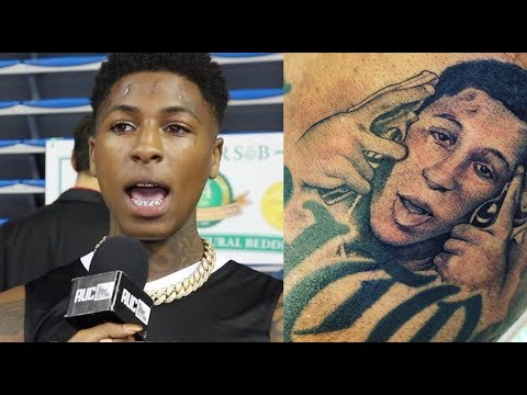 NBA YoungBoy Talks About Kevin Gates Tattoo Of Him