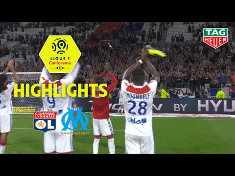 Olympique Lyon vs Olympique Marseille