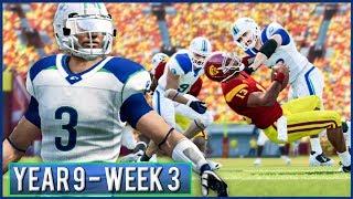 NCAA Football 14 Dynasty Year 9 - Week 3 @ USC | Ep.152