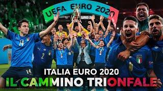 Il CAMMINO TRIONFALE dell'Italia all'Europeo - FILM COMPLETO HD