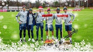 FC Bayern wish you a Merry Christmas