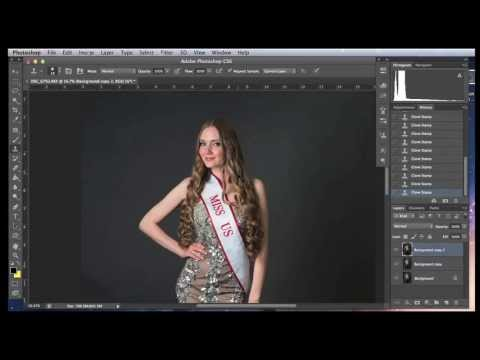 Lesson 27 - How to Remove Objects in Photoshop