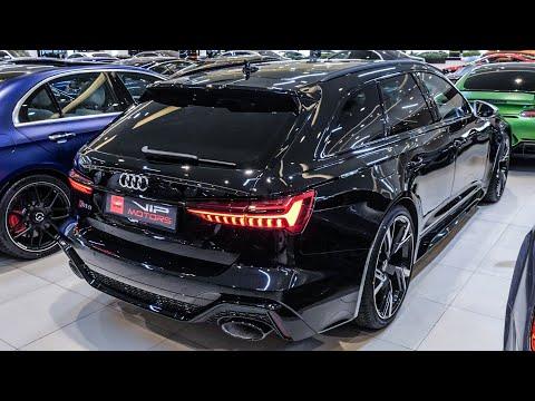 YIL Model Audi RS6 Performance – High-Performance Wagon Teknik ve Özellikleri