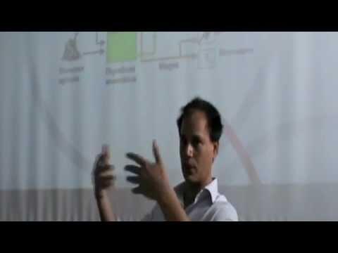 Il nostro Dr. Federico Frascari spiega il biogas al Master!