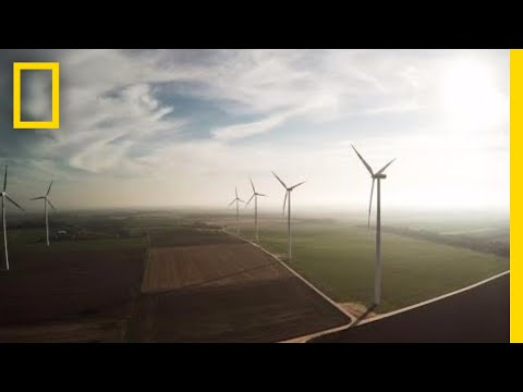 NatGeo renewable energy on rise