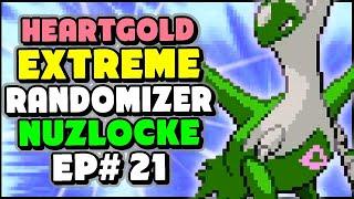 EMERALD LATIOS and Victory Road! - Pokemon HeartGold EXTREME Randomizer Nuzlocke Episode 21