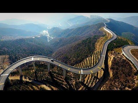 Nebeská dialnica v Číne