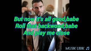 Maroon 5 - girl like you ft.Cardi B (lirycs)