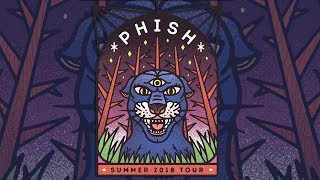 Phish: Live in Raleigh 8/10/2018
