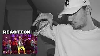 BTS - Mic Drop LIVE (SNL) | Reaction!! its Straight Fire