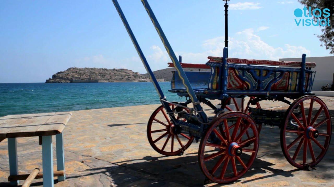Spinaloga Crete