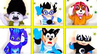 Superhero  Paw Patrol Piggy Bank Game - Mickey Mouse, Trolls | Ellie Sparkles
