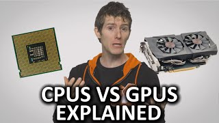 CPUs vs GPUs As Fast As Possible