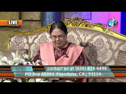 The Light of the Nations Rev. Dr. Shalini Pallil  02-02-2021