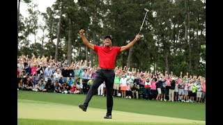 The 'fairy tale' redemption of Tiger Woods