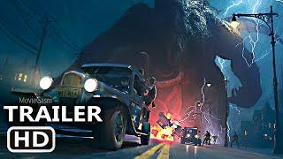 NEW MOVIE TRAILERS (2021 - 2022) Sci Fi, Fantasy, Horror