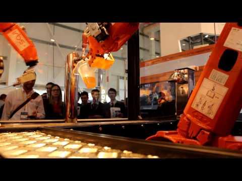 IRB Solutions - ROBOT BARMAN - FIMAQH 2016