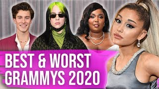 Best & Worst Dressed at the Grammy's 2020 (Dirty Laundry)