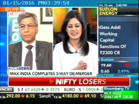 Max India News BloombergTV India