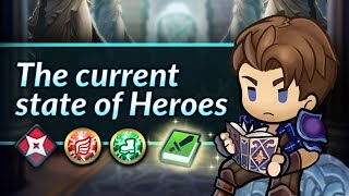 The Current State of Heroes