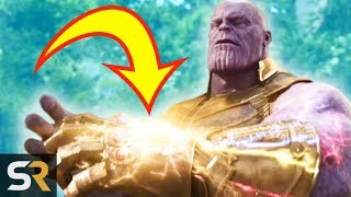 Marvel Theory: Did Thanos Use The Soul Stone RIGHT Before The Snap?