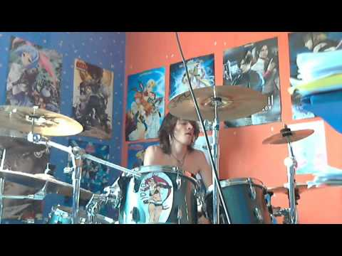 Drum Cover Downer Hatsune Miku