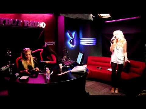 Kim Cameron on Playboy Radio