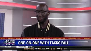 One-on-one with UCF basketball player Tacko Fall