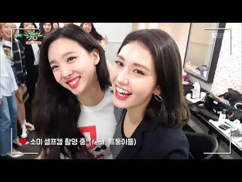 뮤직뱅크 Music Bank - You, Who? 소미 셀프캠 (feat. 트둥이들).20180420