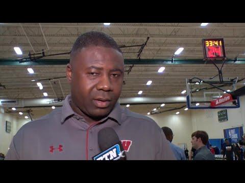 Howard Moore Interview - 2018 NBA Combine