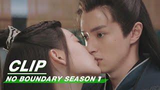 Clip: Zhan Breaks Up With Duanmu   No Boundary Season 1 EP15   玉昭令 第一季   iQiyi