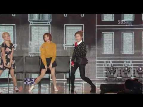 LEE HI (이하이)_2012 SBS 사랑나눔 콘서트_1.2.3.4