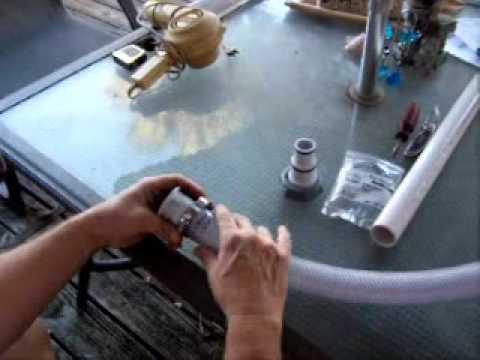 Adapt Intex Saltwater System To Non Intex Pool Or Pump